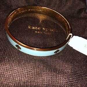 Kate Spade Light Blue Bracelet